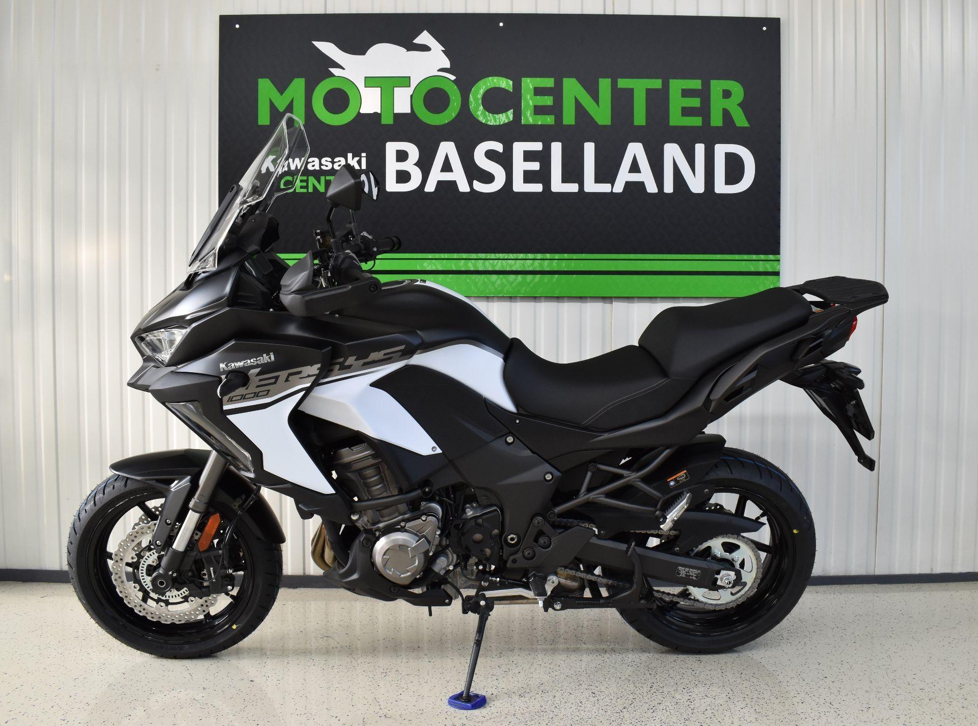 Moto Veicoli Nuovi Acquistare Kawasaki Versys 1000 Se Grand Tourer