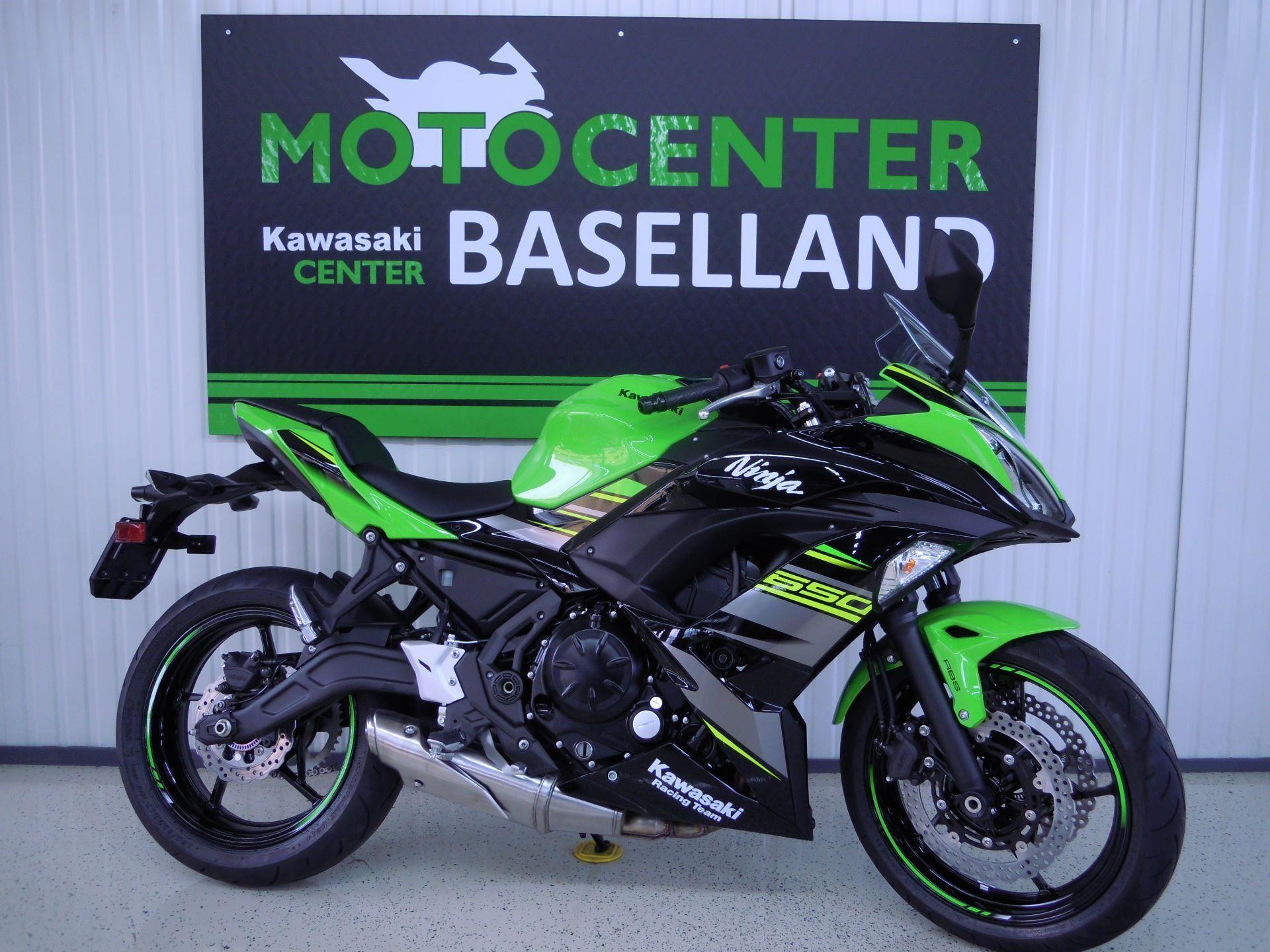 Buy Motorbike New Vehiclebike Kawasaki Ninja 650 Abs Motocenter
