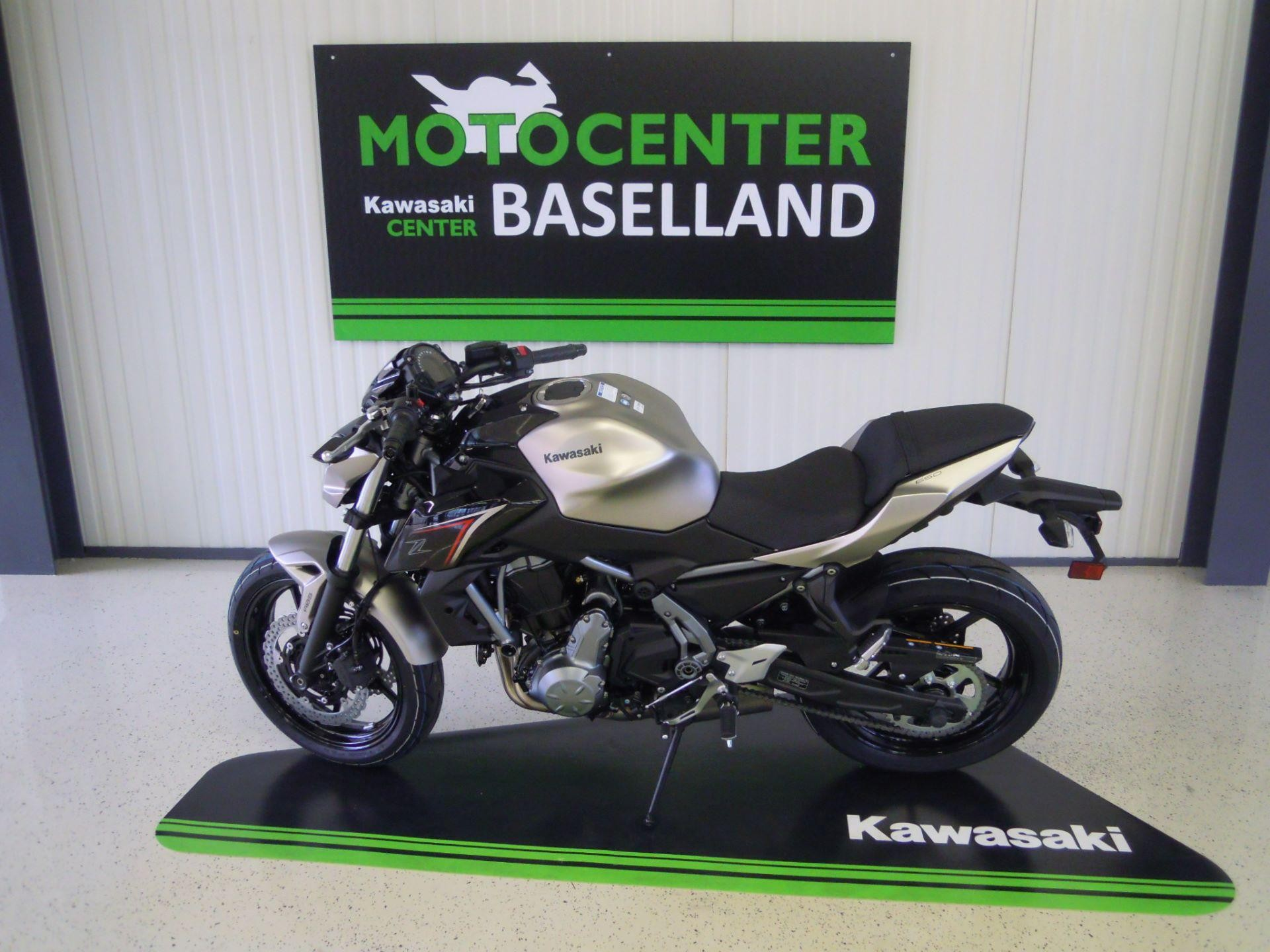 Motorrad Neufahrzeug Kaufen KAWASAKI Z 650 ABS Motocenter