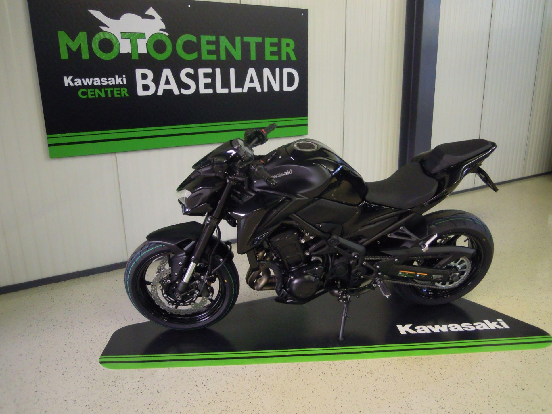 KAWASAKI Z 900 Black Edition Auch Als 35KW New Vehicle Bike