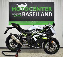 Acheter une moto neuve KAWASAKI Ninja 125 (sport)