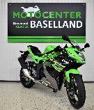 Motorrad kaufen Vorführmodell KAWASAKI Ninja 125 (sport)