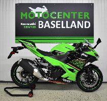 Motorrad kaufen Neufahrzeug KAWASAKI Ninja 400 (sport)
