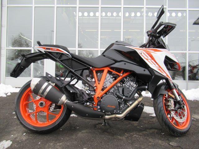 Motorrad kaufen KTM 1290 Super Duke GT Neufahrzeug