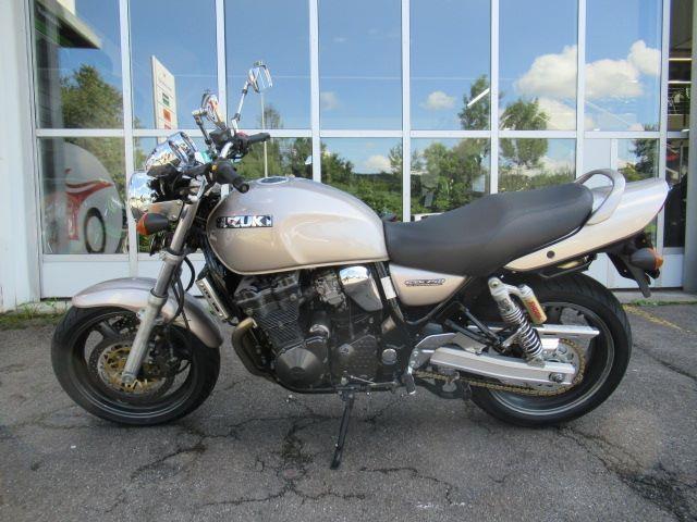 Motorrad kaufen SUZUKI GSX 750 Inazuma Occasion