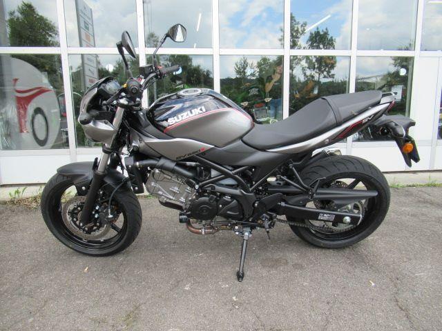 Motorrad kaufen SUZUKI SV 650 XA Vorführmodell