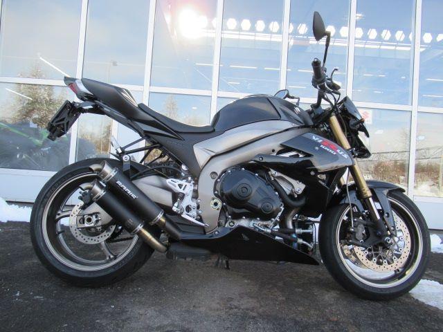 Motorrad kaufen SUZUKI GSX-R 1000 Virus Occasion