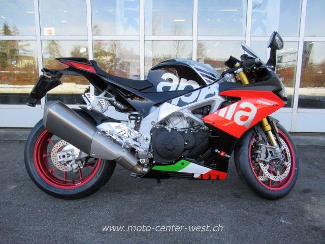 Motorrad kaufen APRILIA RSV 4 RR ABS Neufahrzeug