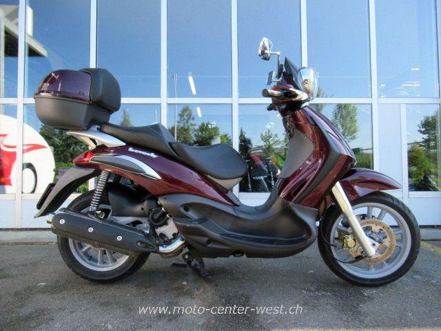 Motorrad kaufen PIAGGIO Beverly 500 Occasion