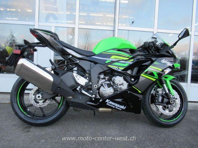 Motorrad kaufen KAWASAKI ZX-6R Ninja Neufahrzeug