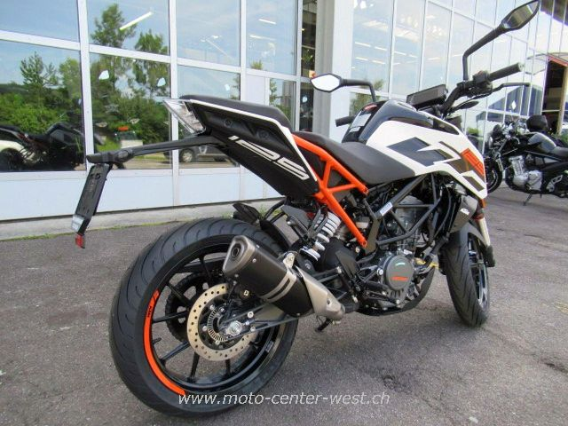 Motorrad kaufen KTM 390 Duke ABS Neufahrzeug