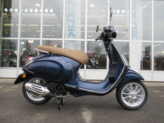 Motorrad kaufen PIAGGIO Vespa Primavera 125 iGet Neufahrzeug