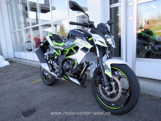Motorrad kaufen KAWASAKI Z 125 Neufahrzeug