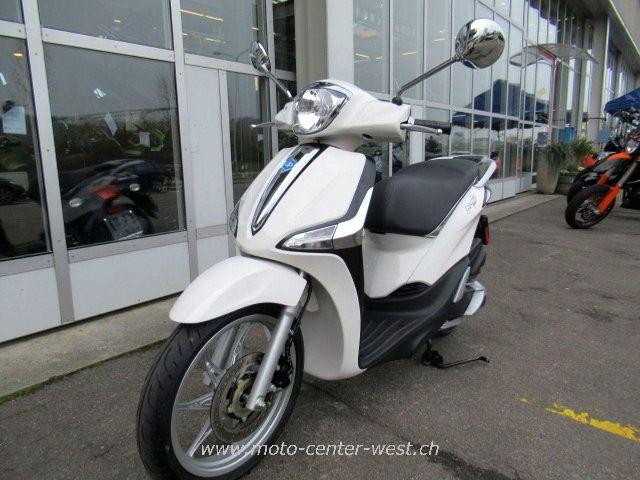 Motorrad kaufen PIAGGIO Liberty 125 iGet Neufahrzeug