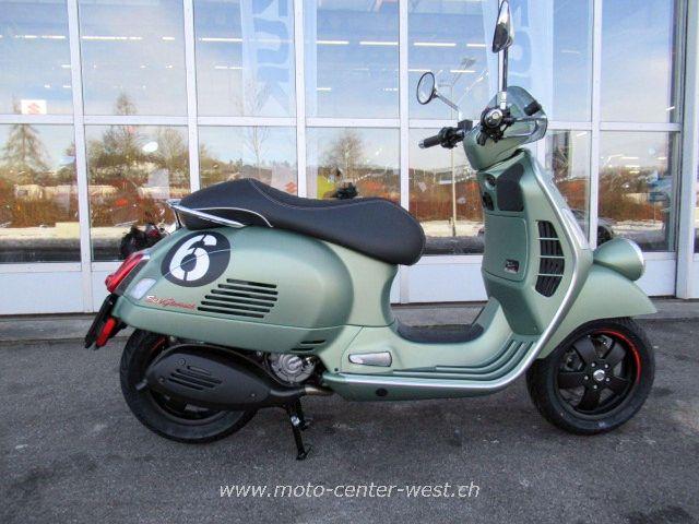 Motorrad kaufen PIAGGIO Vespa GTV 300 Sei Giorni Neufahrzeug