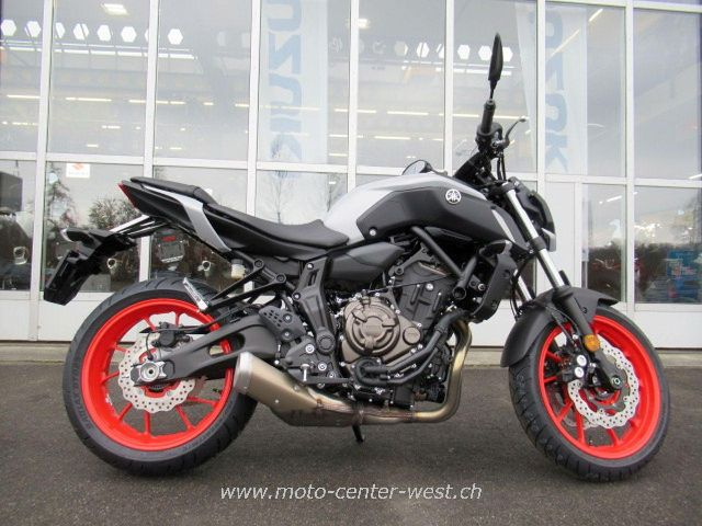 Motorrad kaufen YAMAHA MT 07 A Neufahrzeug