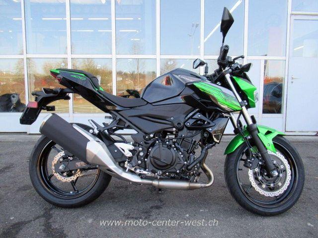 Motorrad kaufen KAWASAKI Z 400 Neufahrzeug