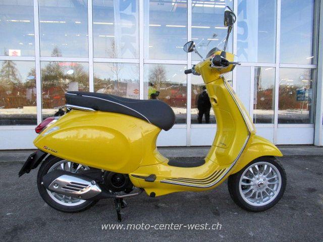 Motorrad kaufen PIAGGIO Vespa Sprint 125 i.e. 3V Neufahrzeug