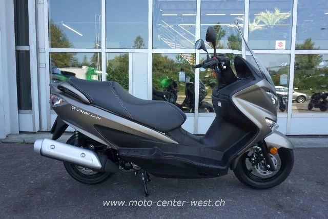 Motorrad kaufen SUZUKI UH 125 Burgman Neufahrzeug