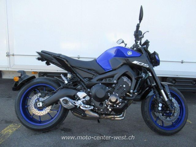 Motorrad kaufen YAMAHA MT 09 A ABS Neufahrzeug