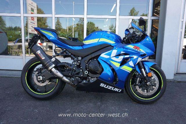 Motorrad kaufen SUZUKI GSX-R 1000 A Neufahrzeug