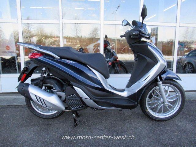Motorrad kaufen PIAGGIO Medley 125 iGet ABS Neufahrzeug