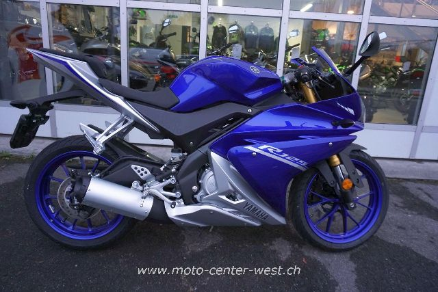 Motorrad kaufen YAMAHA YZF-R125 A ABS Neufahrzeug