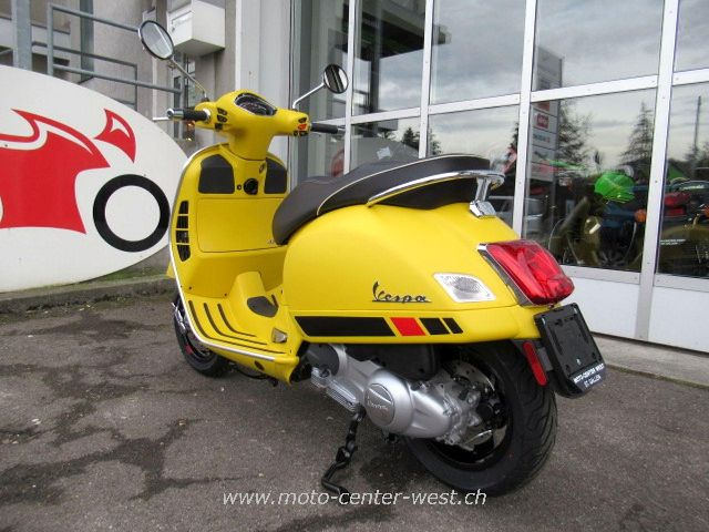 Motorrad kaufen PIAGGIO Vespa GTS 300 Super Neufahrzeug