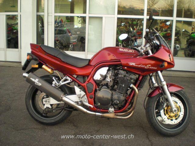 motorrad occasion kaufen suzuki gsf 1200 s bandit moto center west ag st gallen. Black Bedroom Furniture Sets. Home Design Ideas