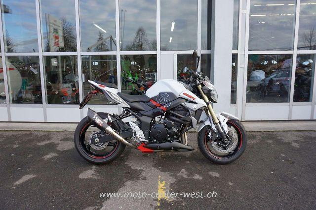 Motorrad kaufen SUZUKI GSR 750 A Neufahrzeug