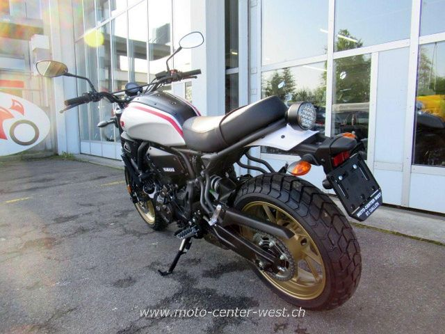 Motorrad kaufen YAMAHA XSR 700 XTribute Neufahrzeug