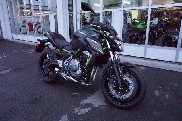 Motorrad kaufen KAWASAKI Z 650 Neufahrzeug