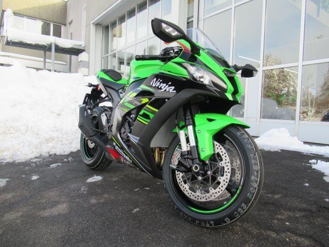 Motorrad kaufen KAWASAKI ZX-10R Ninja Neufahrzeug