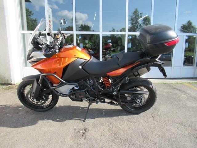 Acheter une moto KTM 1190 Adventure ABS Occasions