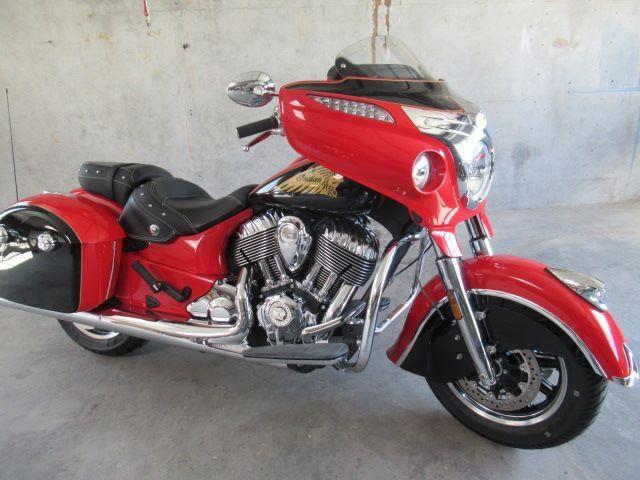 Motorrad kaufen INDIAN Chieftain Neufahrzeug