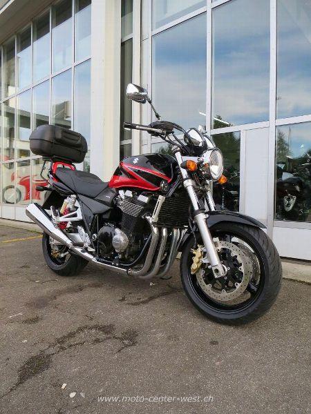 motorrad occasion kaufen suzuki gsx 1400 moto center west ag st gallen. Black Bedroom Furniture Sets. Home Design Ideas