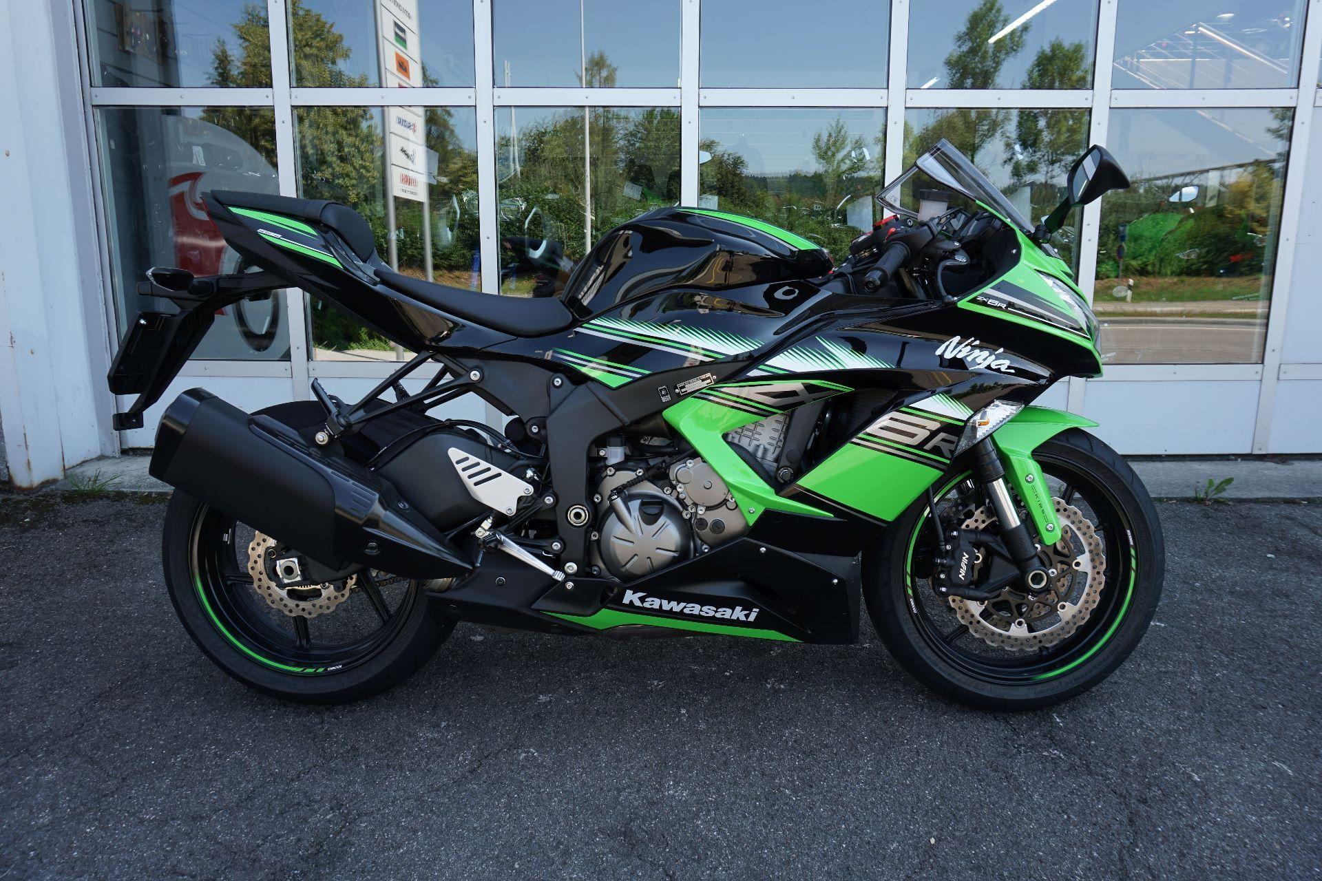 Motorrad Mieten Kawasaki Zx 6r Ninja Abs 35kw Moto Center West Ag St