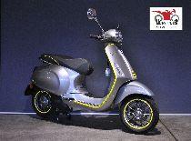Motorrad kaufen Occasion PIAGGIO Vespa Elettrica L3 70 km/h (roller)