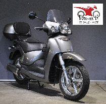 Motorrad kaufen Occasion APRILIA Scarabeo 125 GT (roller)