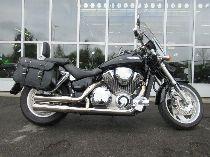 Motorrad kaufen Occasion HONDA VTX 1800 C (custom)