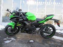 Motorrad kaufen Neufahrzeug KAWASAKI Ninja 650 ABS (sport)