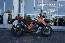Rent a motorbike KTM 1290 Super Duke GT ABS (Naked)