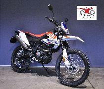 Motorrad kaufen Occasion APRILIA RX 125 (enduro)