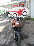 Motorrad kaufen Occasion KTM 125 Duke (naked)
