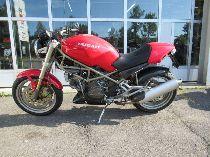 Motorrad kaufen Occasion DUCATI 900 Monster (naked)