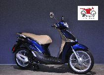 Motorrad kaufen Occasion PIAGGIO Liberty 125 iGet (roller)