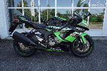 Motorrad Mieten & Roller Mieten KAWASAKI ZX-6R Ninja ABS 35kW (Sport)