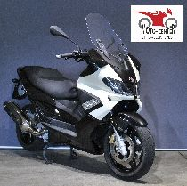 Motorrad kaufen Occasion GILERA Nexus 500 (roller)