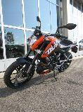 Motorrad kaufen Occasion KTM 200 Duke (naked)