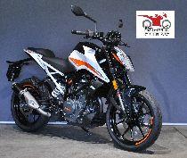 Motorrad kaufen Occasion KTM 390 Duke (naked)